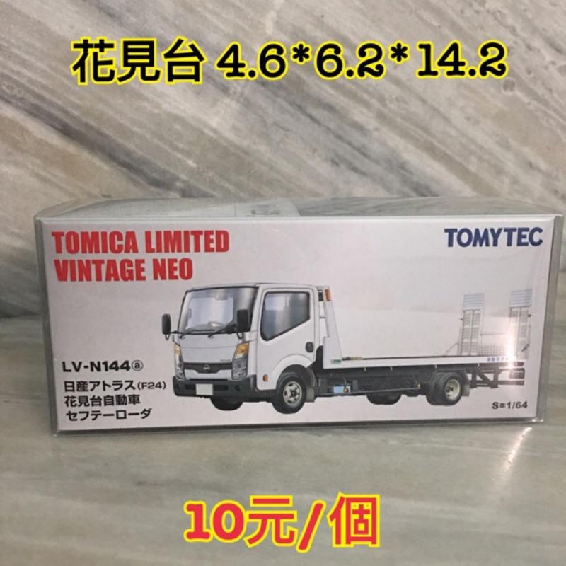 TOMICA TOMY TOMYTEC 花見台 LV-n144  膠盒 TLV 911 透明盒 收藏盒 保護盒