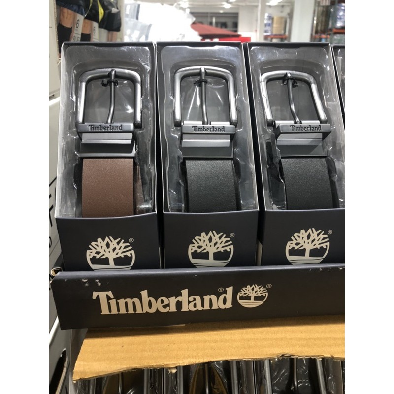 少量現貨 Timberland 男用雙面皮帶 好市多 Costco 代買代購