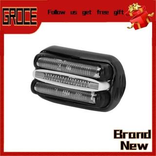 Groce 剃須刀更換刀片箔頭配件 32b 適合 Braun 3 系列 300s /  301s 310s