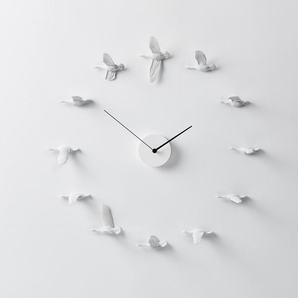 haoshi 良事設計 候鳥時鐘 - O form