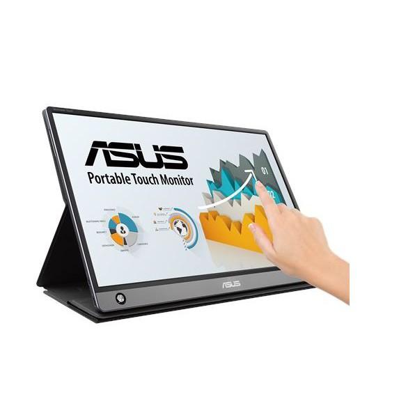 (聖誕促銷)Asus ZenScreen 16型 IPS可攜式觸控螢幕 MB16AMT