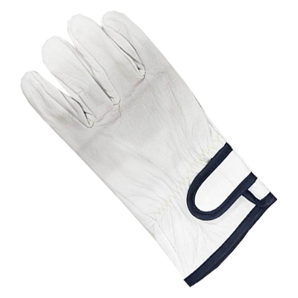 小羊皮手套 防火線 氬焊手套 隔熱耐高溫耐磨 安全 防護手套 工作手套 港富KF