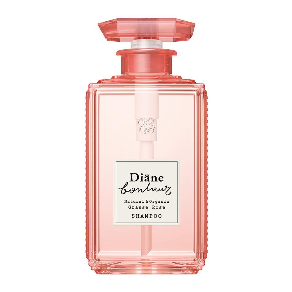 Diane黛絲恩 工藝香水 深層修護玫瑰洗髮露500ml /護髮素 500ml(效期:2021.10.01)
