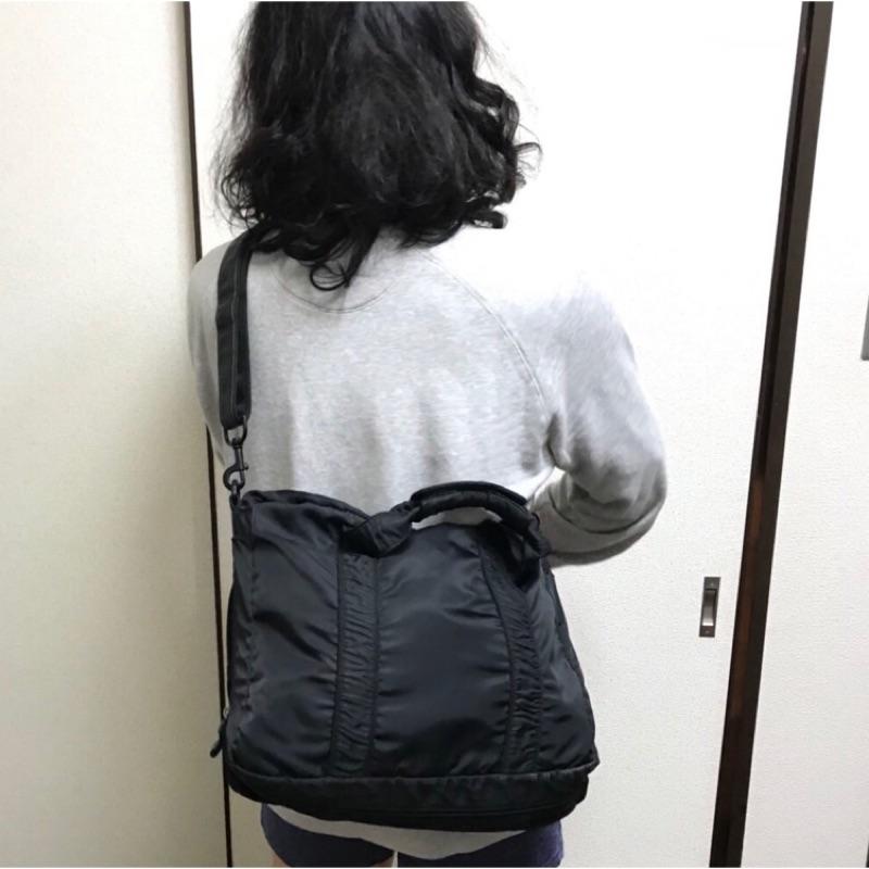 30、兵庫縣豐岡包名牌 blazer club 大容量側背包 公事包 porter