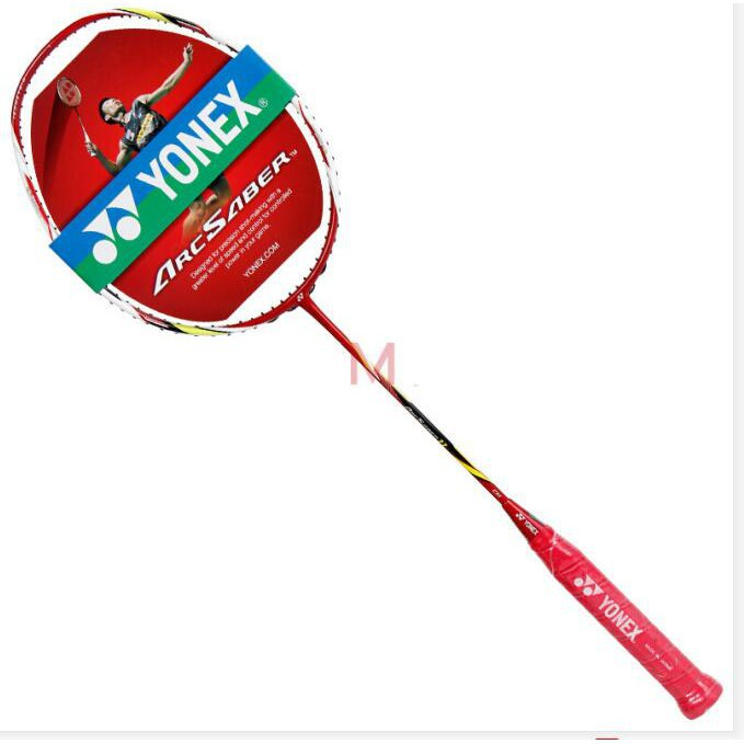 ™YONEX尤尼克斯yy 優乃克 羽球拍ARC11紅色羽球拍現貨YONEX尤尼克斯yy 羽球拍超輕耐打男女款