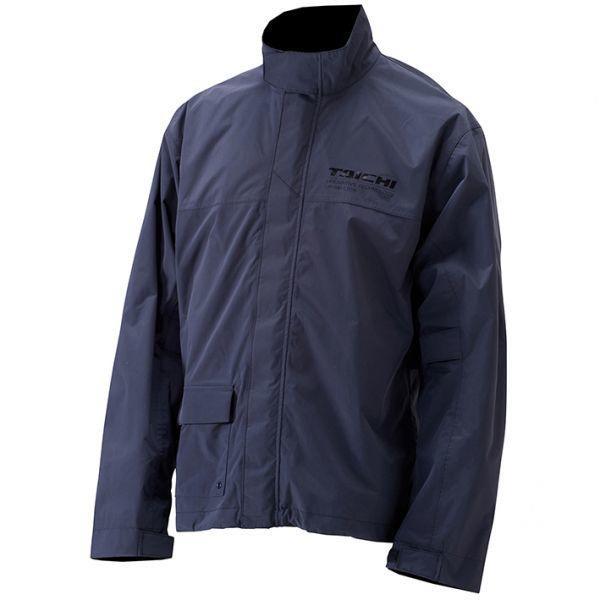 RS TAICHI 兩截式雨衣 RSR048 成套 附雨褲 附收納袋 高透氣 黑【現貨+預購|立昇門市】
