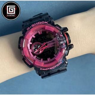 CASIO 卡西歐 G-SHOCK 冰靭限量系列新款 男女手錶 運動手錶 GA-400SK-1A4PRS 桃園市