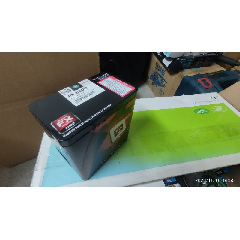 AMD FX8320 黑盒