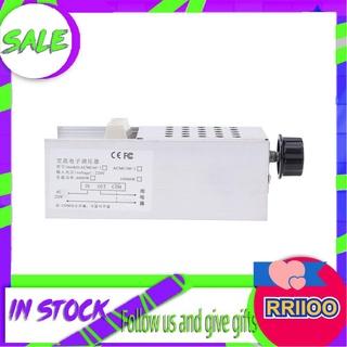 Rriioo 10000W 220V SCR交流電子穩壓器調光速度