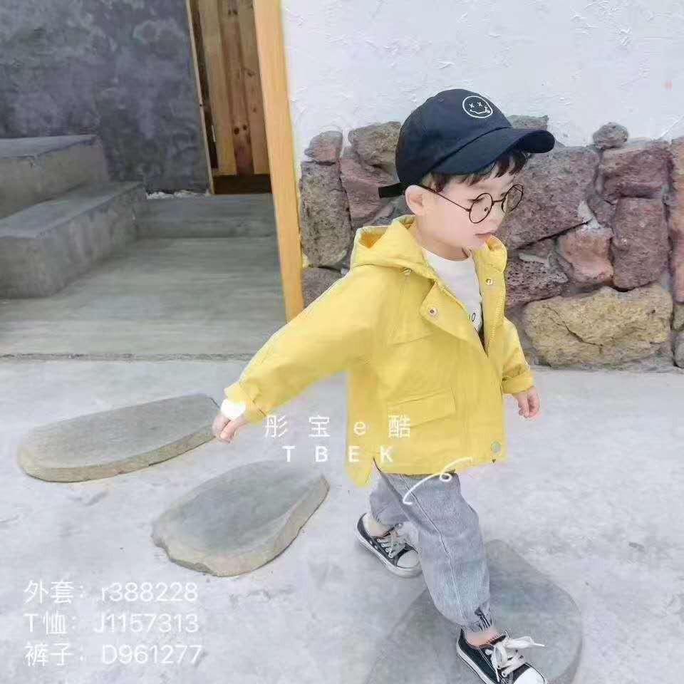 2020新款熱賣秋季韓版中大童運動風洋氣潮流休閑可愛時尚時髦童裝