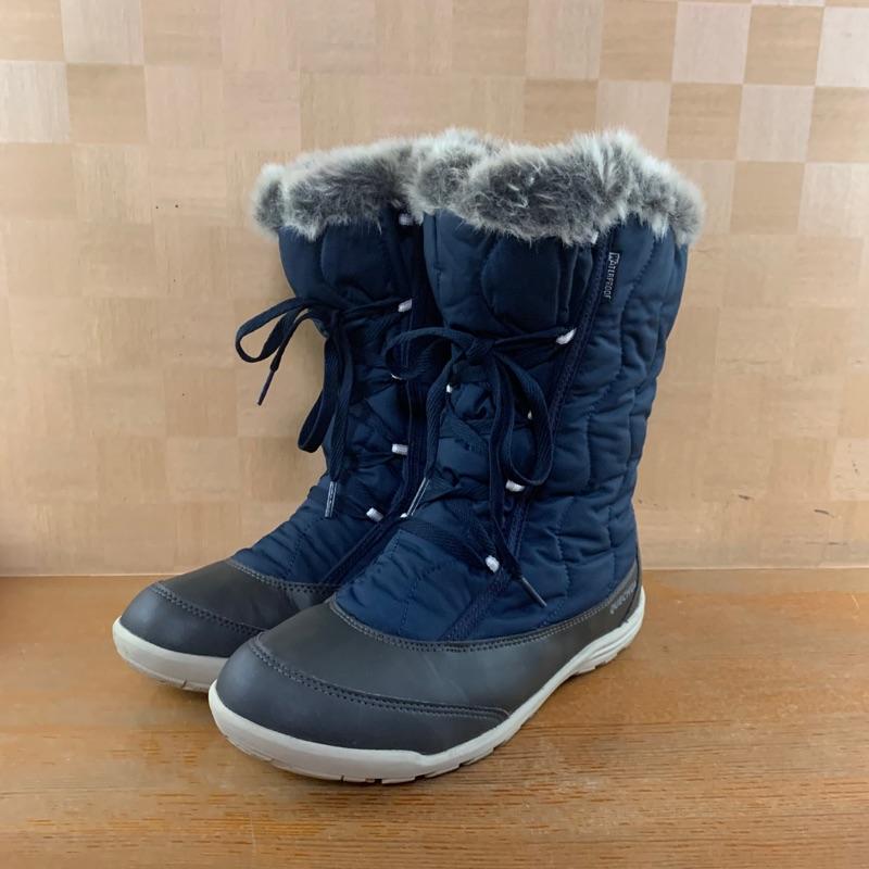 迪卡儂保暖登山鞋雪靴防滑加厚零下雪地靴 -18度