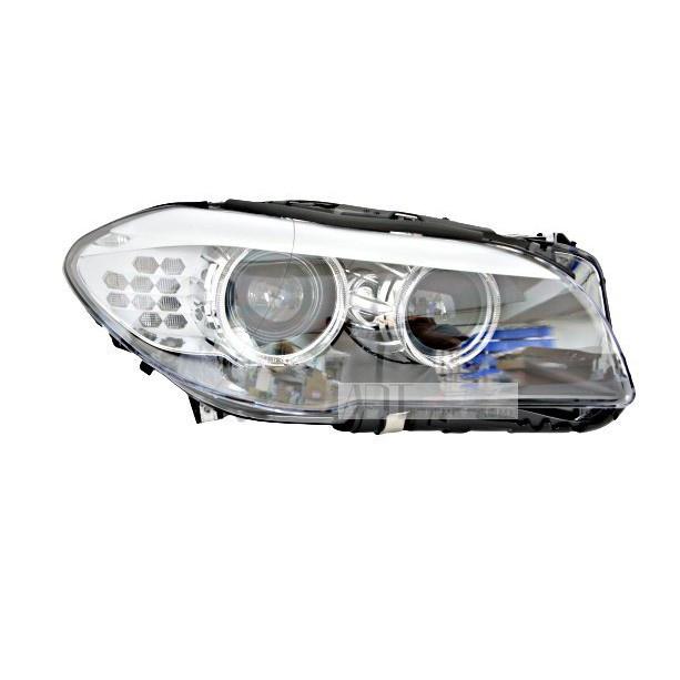 K.A.M. BMW F10 F11 前期 原廠型 HID 魚眼大燈 無轉向 專用 特價單邊