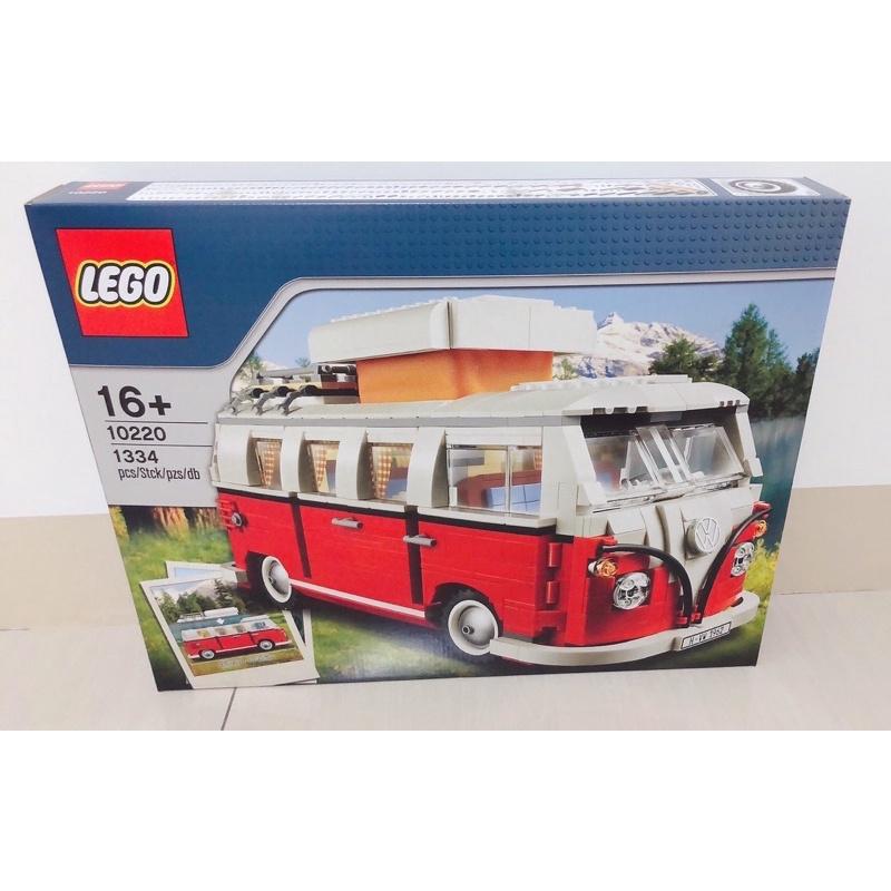 LEGO 10220 T1福斯露營車