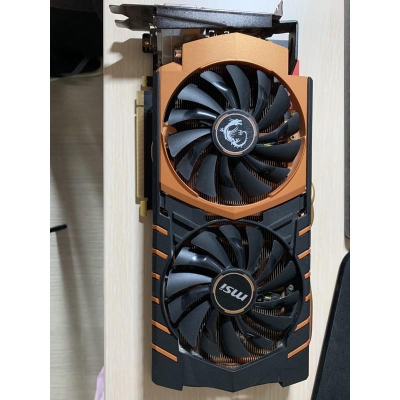 「降價」限量全銅版GTX 980ti golden 黃金龍 效能同Gtx1070 Gtx1660