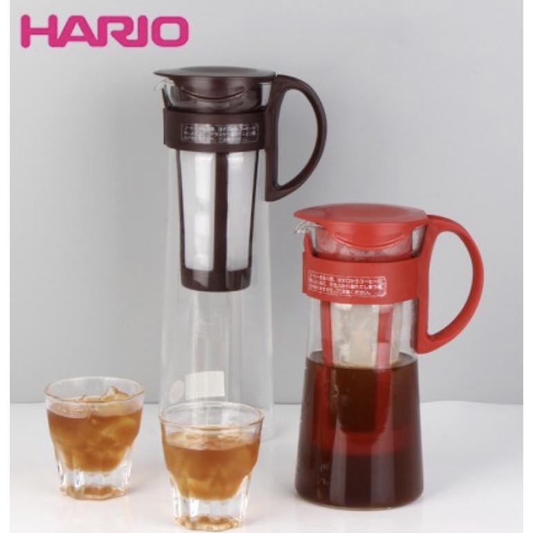 日本 HARIO 玻璃咖啡壺600ml/1000ml