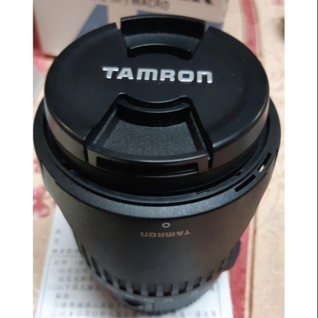 單眼相機 鏡頭 TAmRon af18-200mm 鏡頭 for Canon