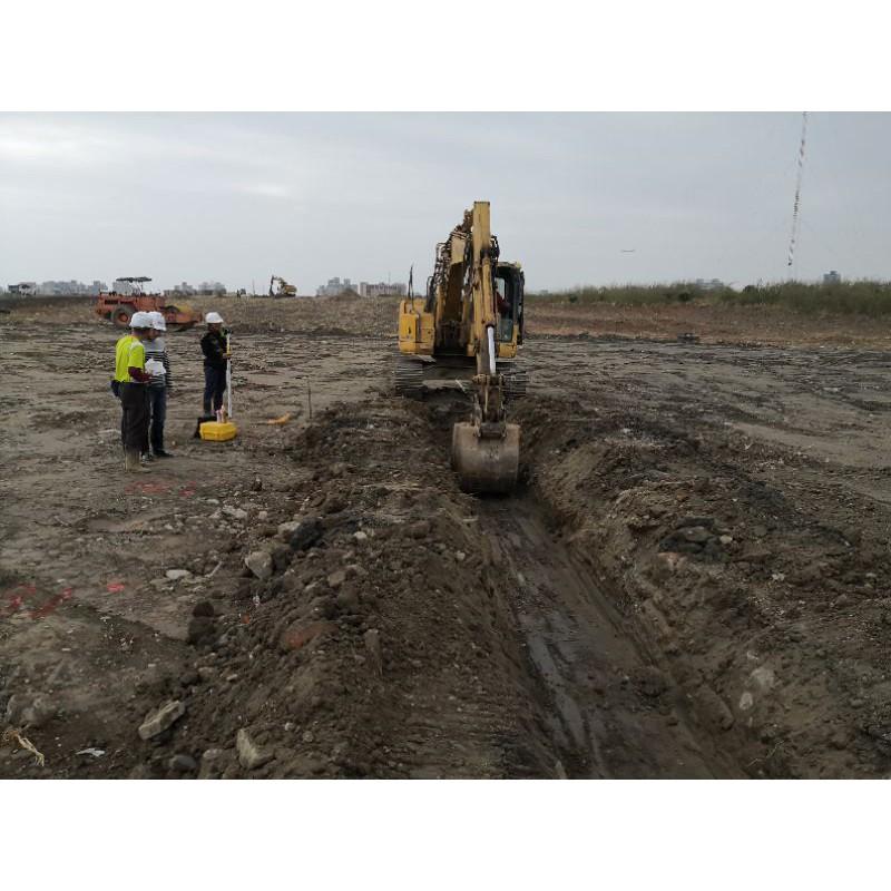排水工程,混凝土結構,坡道地坪施作,挖土機出租