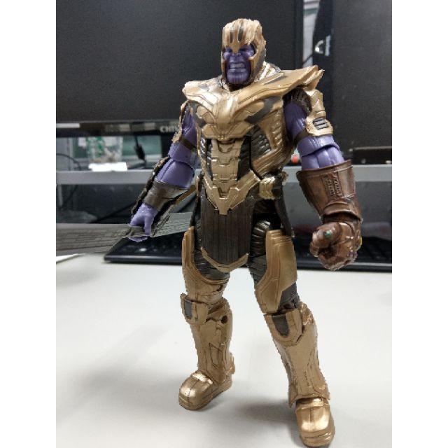 Marvel legends 薩諾斯 Thanos 無限之戰 Infinity War BAF