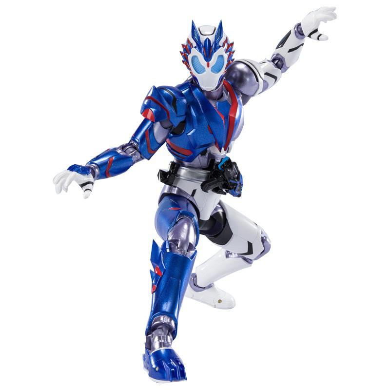 【現貨】萬代假面騎士Zero-One手辦模型SHF可動01 假面騎士Vulcan射擊野狼