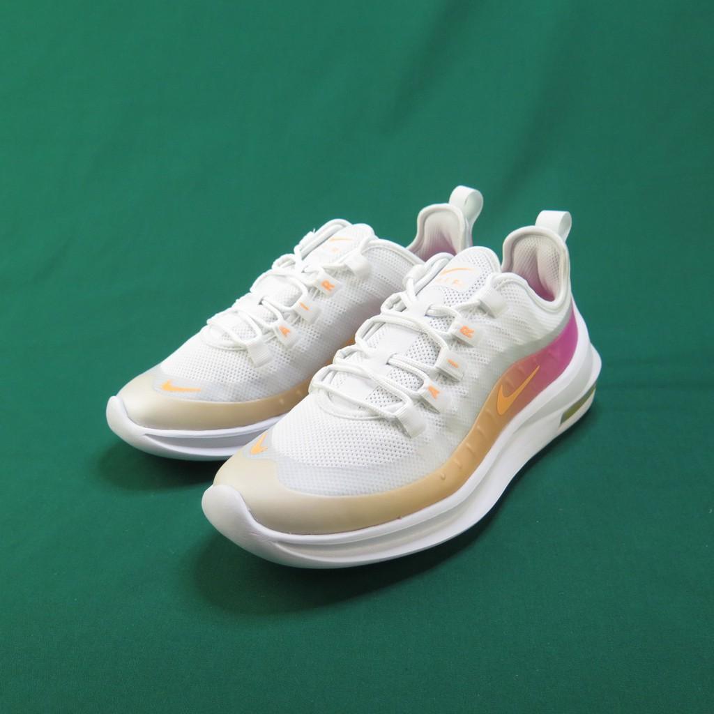 NIKE AIR MAX AXIS PREM 休閒鞋 BQ0126101 女款 彩虹漸層流線 iSport愛運動