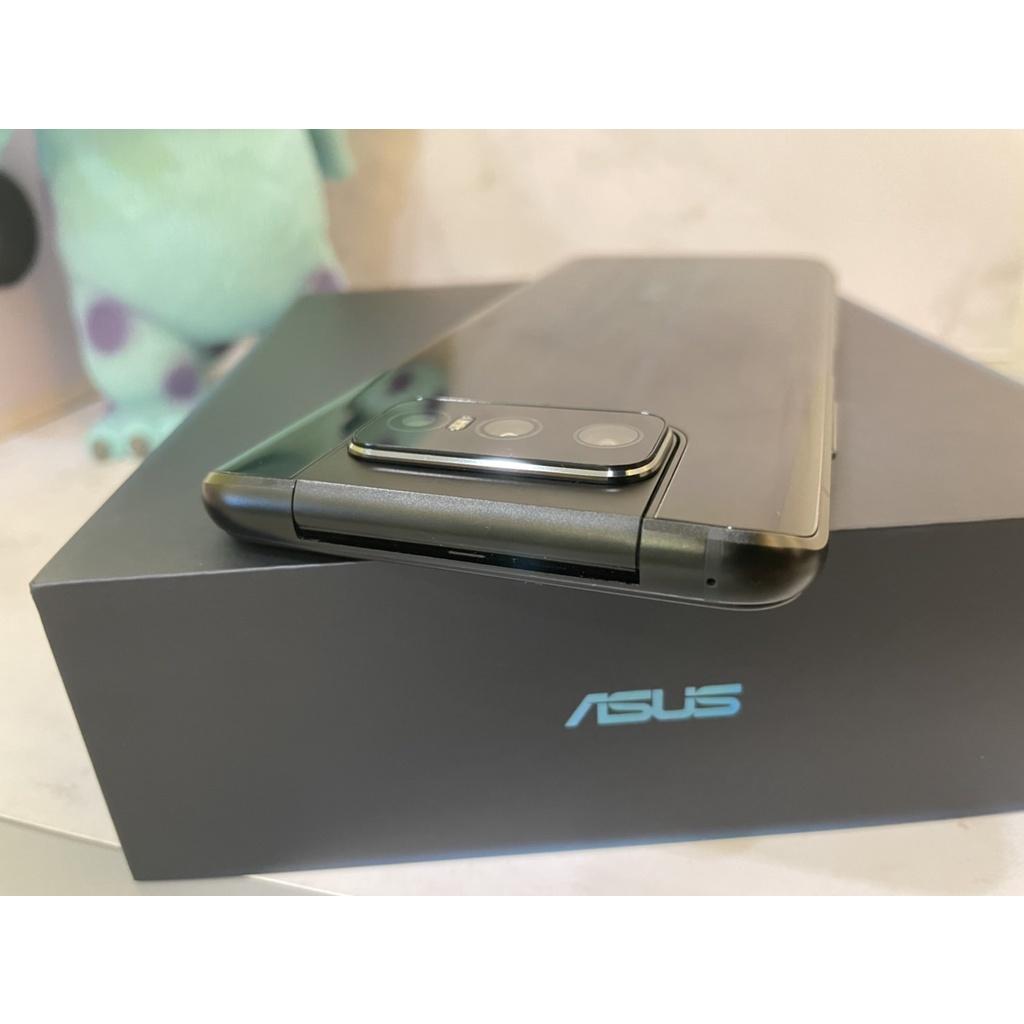 ∞美村數位∞ASUS Zenfone 7 6G/128G 128GB (6.67吋) 黑 二手《ZS670KS》 無敵新
