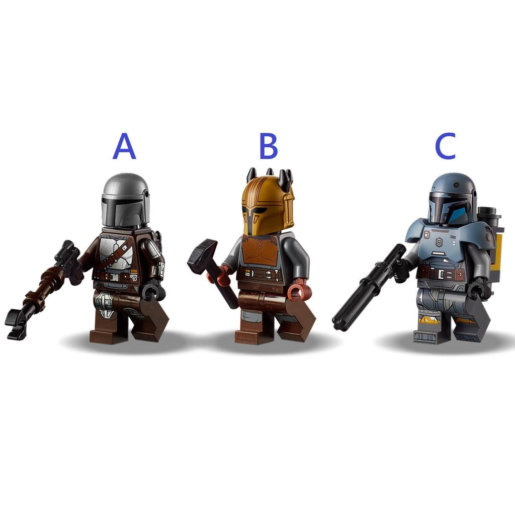 『Arthur樂高』全新未拆 LEGO 星際大戰 75319 拆售 人偶