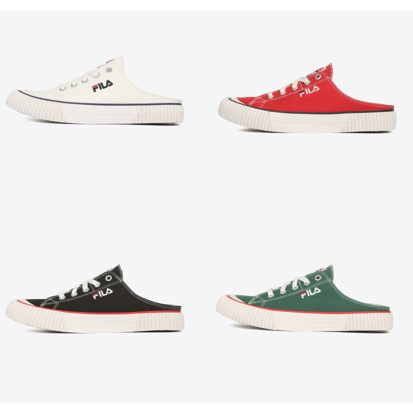 KURI.KR🐈韓國代購 FILA BUMPER MULE 懶人鞋 穆勒鞋