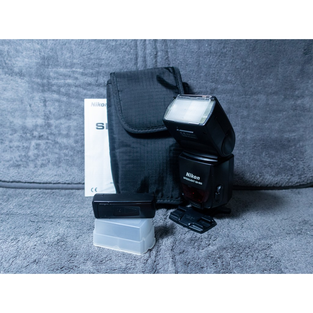 [二手平售] 📷 Nikon SB800 閃光燈 i-TTL 引閃皇 日本制 SB900同級 Speedlight