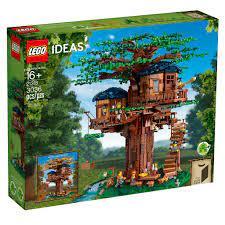 2 KidsLT 21318 Ideas 樹屋 創意 積木 樂高 經典 原價7499