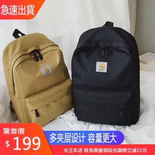 特價衝量 《實拍》Carhartt 卡哈特雙肩包 後背包 學院風學生背包 書包 旅行包 休閒包