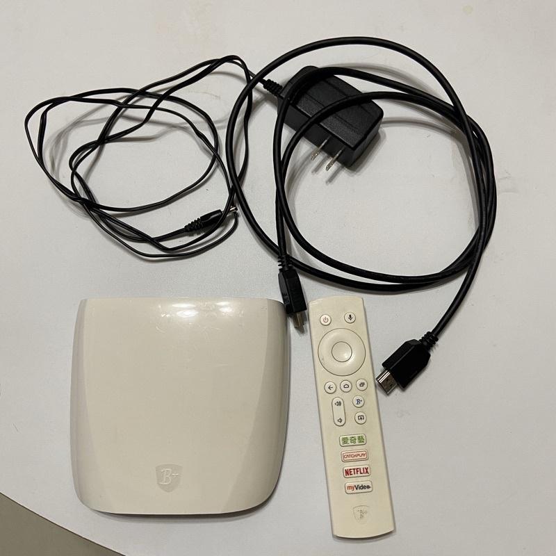 鴻海 bandott 便當 智慧電視盒 電視機上盒 Android TV