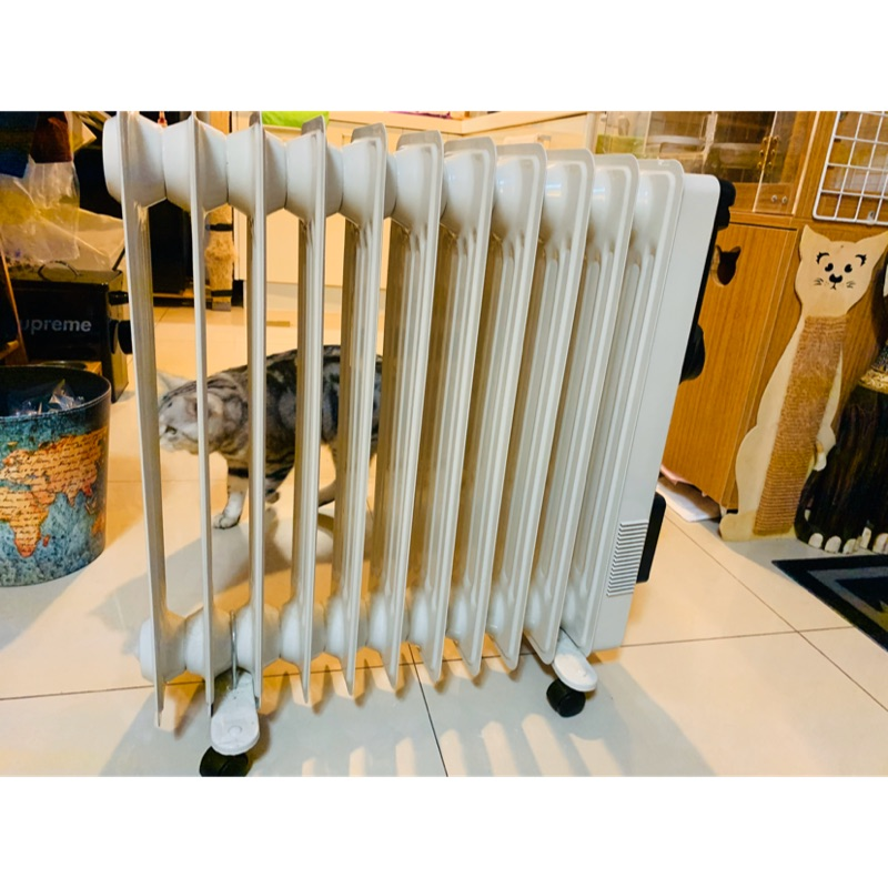 北方 11葉片恆溫電暖器 NP-15ZL / NP15ZL 德國原裝進口 5段式散熱 陶瓷送風 九成新 電暖爐永和可自取