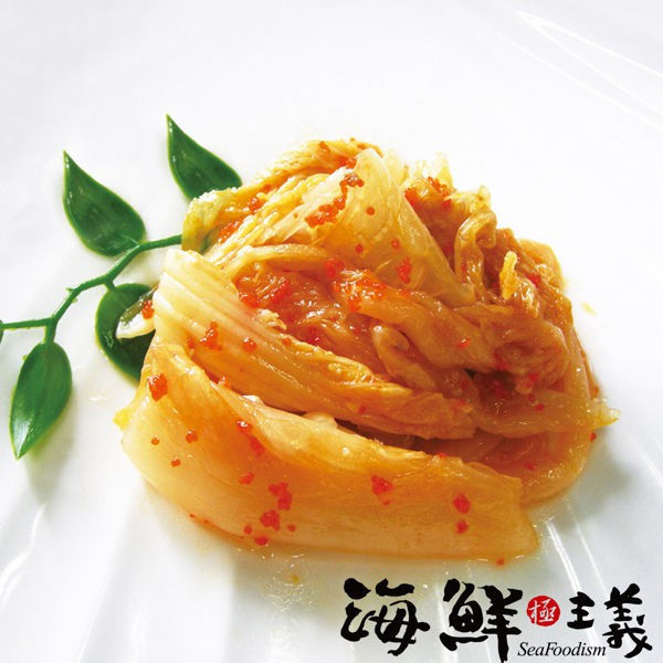 【海鮮主義】明太子風味泡菜(500g/包)