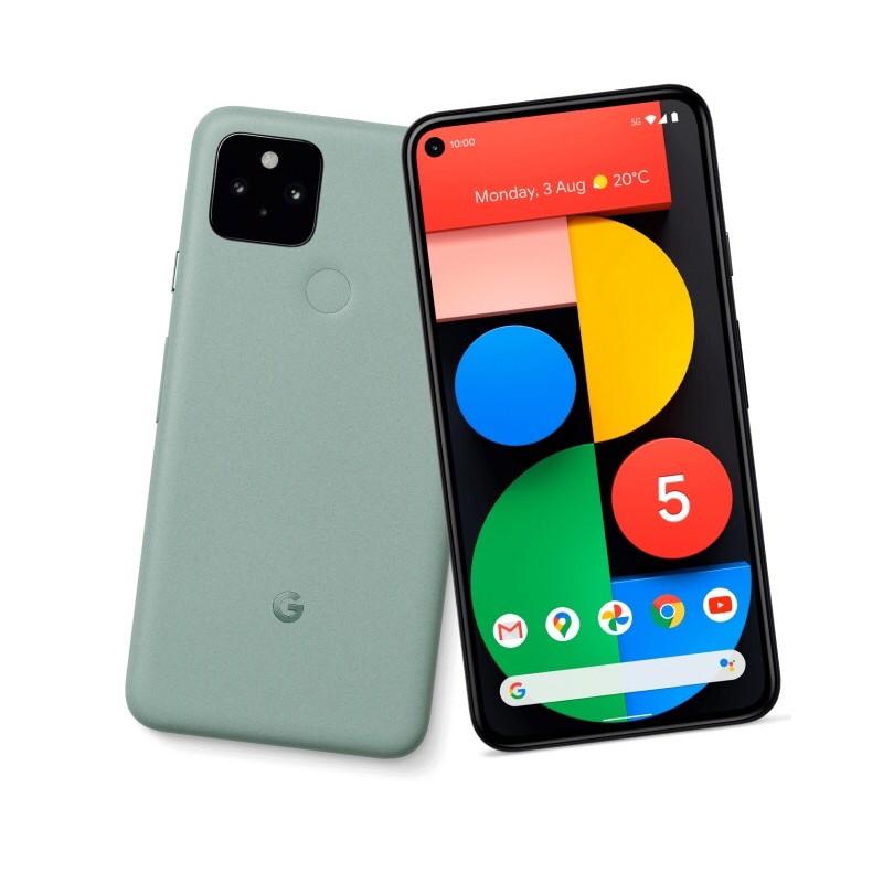 Google Pixel 5 5G超強手機8G/128GB公司貨少量現貨/原廠一年保固/