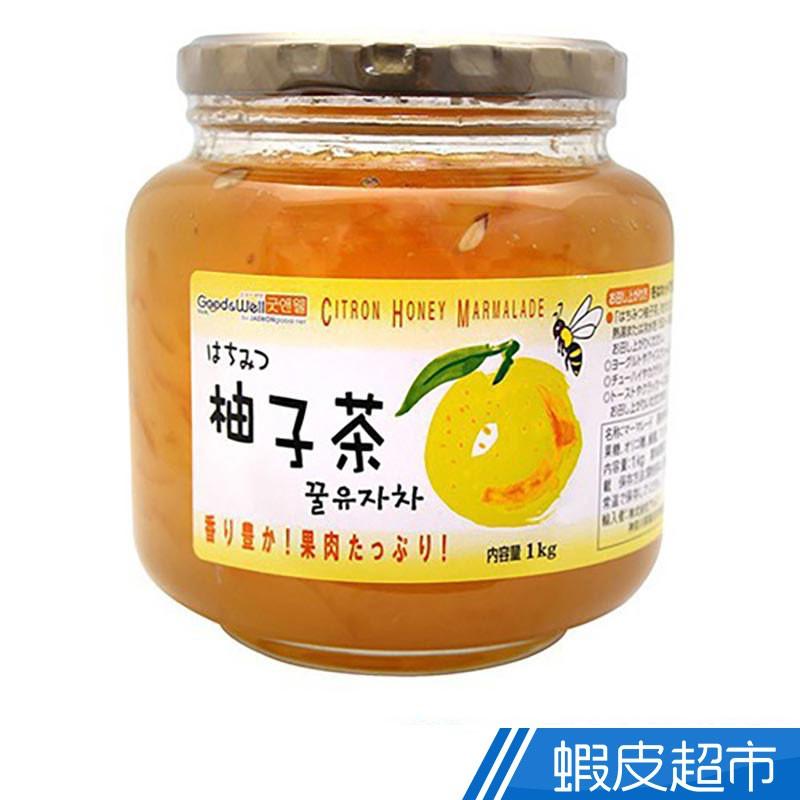 韓國JAEWON 黃金蜂蜜柚子茶(1kg) 現貨 蝦皮直送