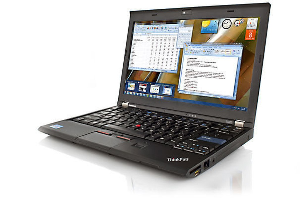 IBM lenovo X220 CPU i5 2.5Ghz 8GB 240GB商務筆電