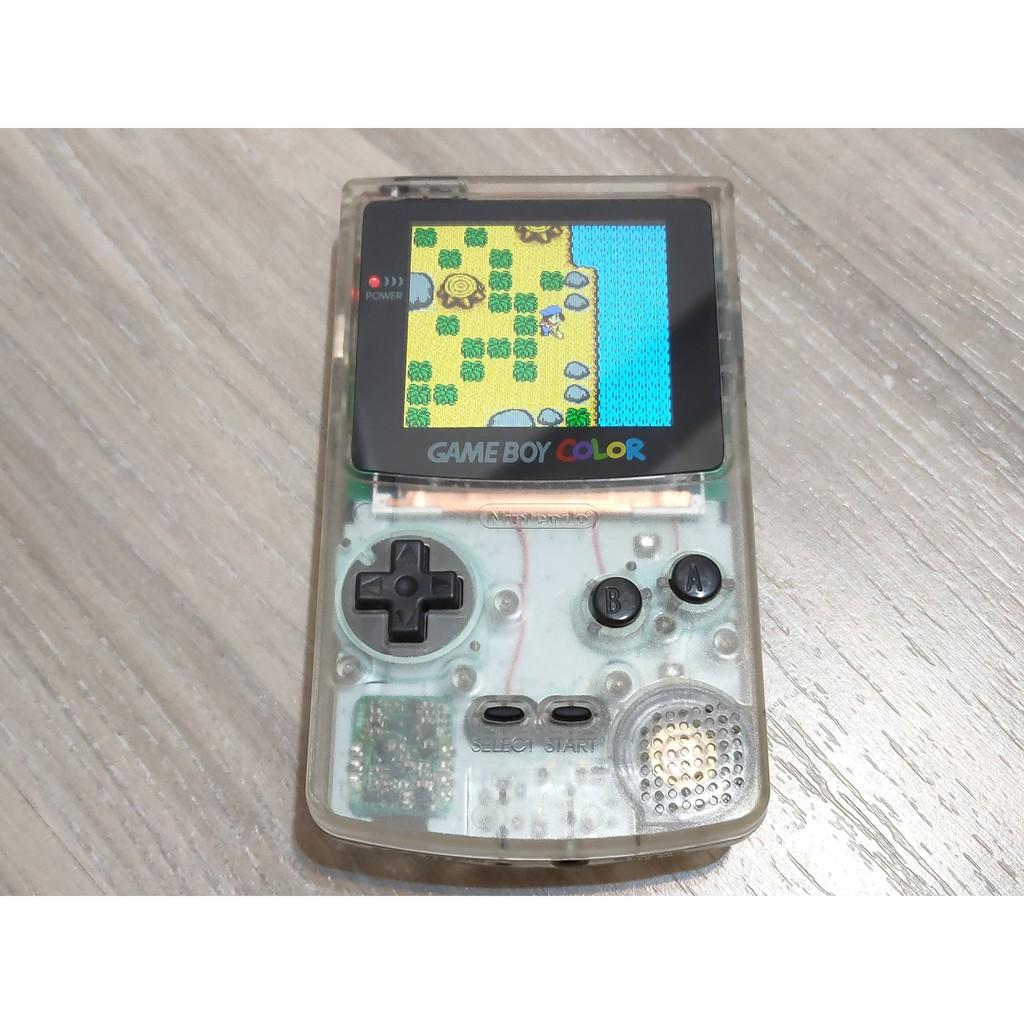 ★日本通★ 任天堂 GameBoy Color 改 大螢幕 IPS 顯示