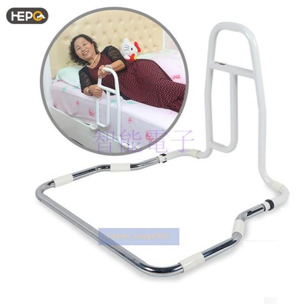 【熱賣】床邊扶手起身助力架老年用品床邊安全扶手醫療護欄床邊扶手助力器  智能電子
