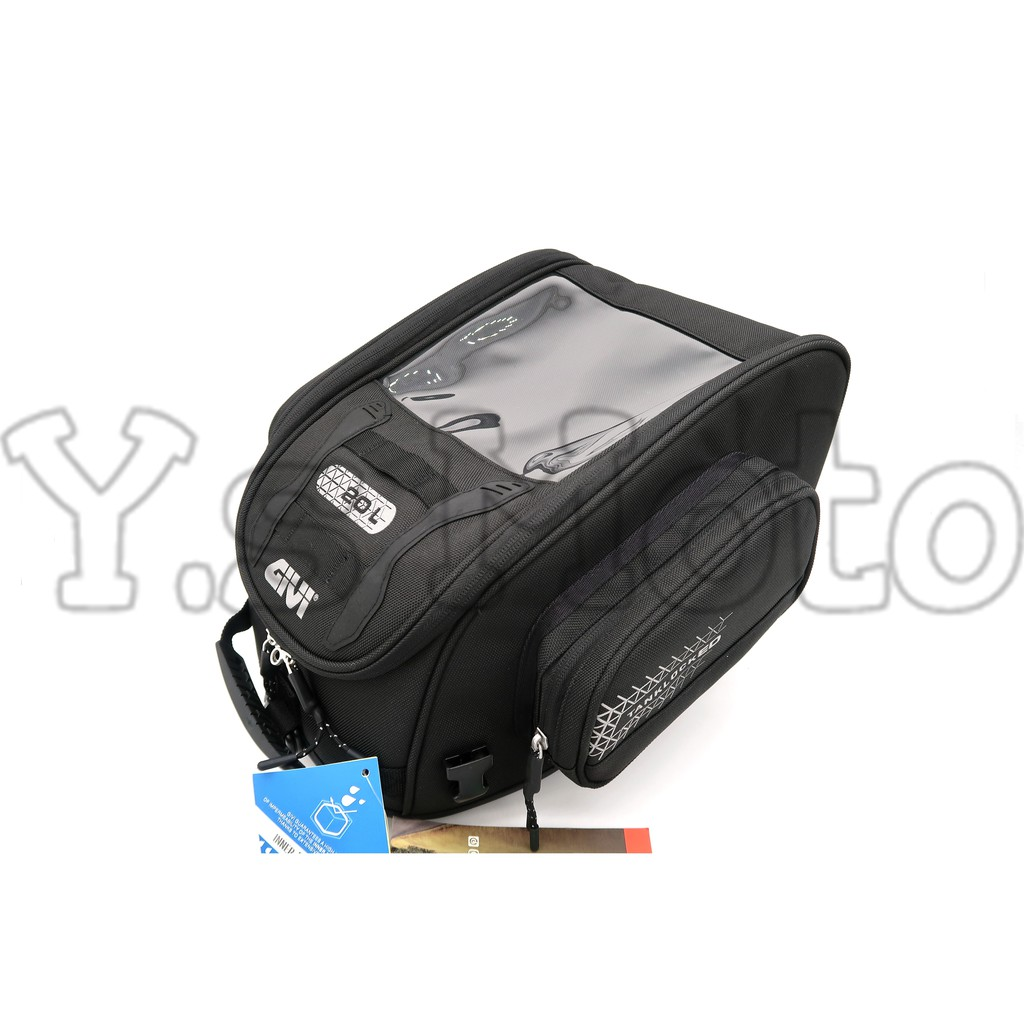 Y.S GIVI UT809 油箱包/龍骨包/前置包/側背包/油箱包/馬鞍袋 20公升