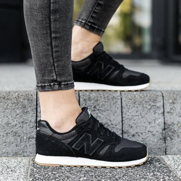 New Balance 373系列 女鞋 NB 紐巴倫 休閒 運動 復古慢跑鞋 WL373BL