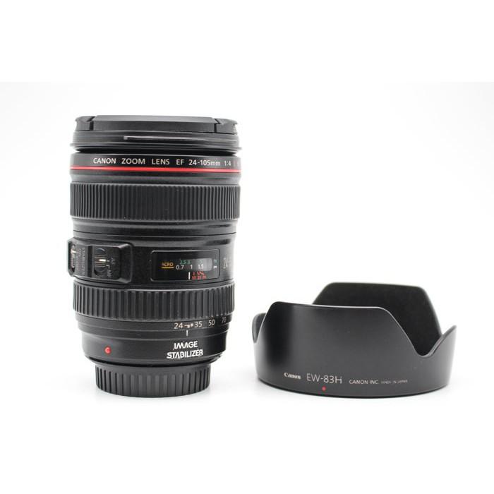 【高雄二手鏡頭買賣推薦青蘋果3c】Canon EF 24-105MM  UB鏡 中古鏡頭 #29548