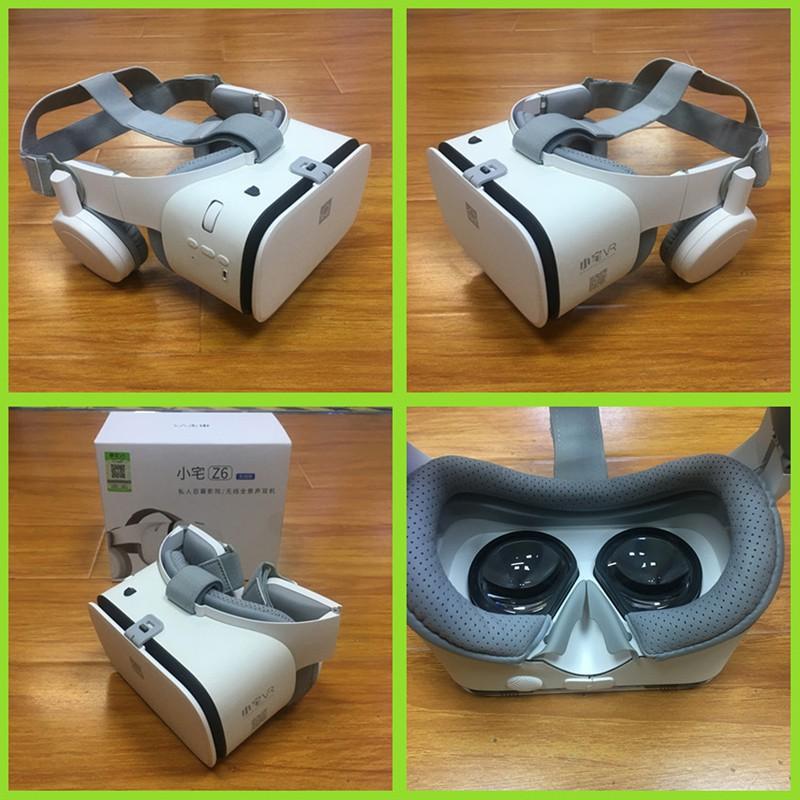 生日禮物創意活動獎品VR眼鏡小宅Z6 大屏幕手機 蘋果MAX 三星S10+