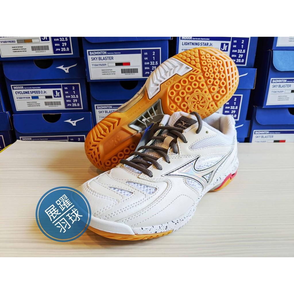 【展躍】 美津濃 MIZUNO WAVE FANG PRO 羽球鞋 71GA170001