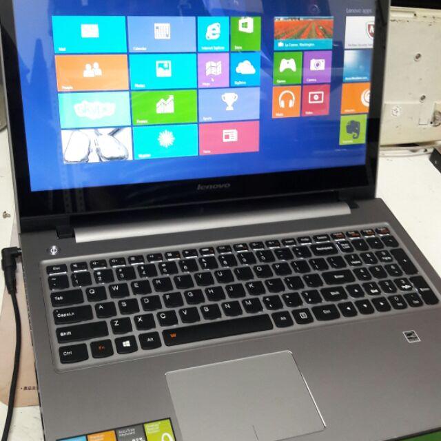 二手 95新lenovo ideapad Z500 i5-3230M/4G/15.6吋觸控娛樂筆電 可玩LOL