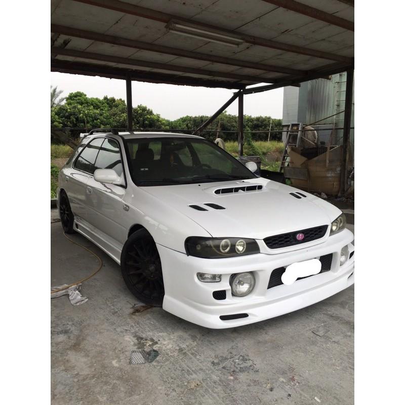 自售 正99年 無引擎號碼 Subaru Impeza 5門 2.0 GT 手排 渦輪 硬皮鯊 GC8 GF8