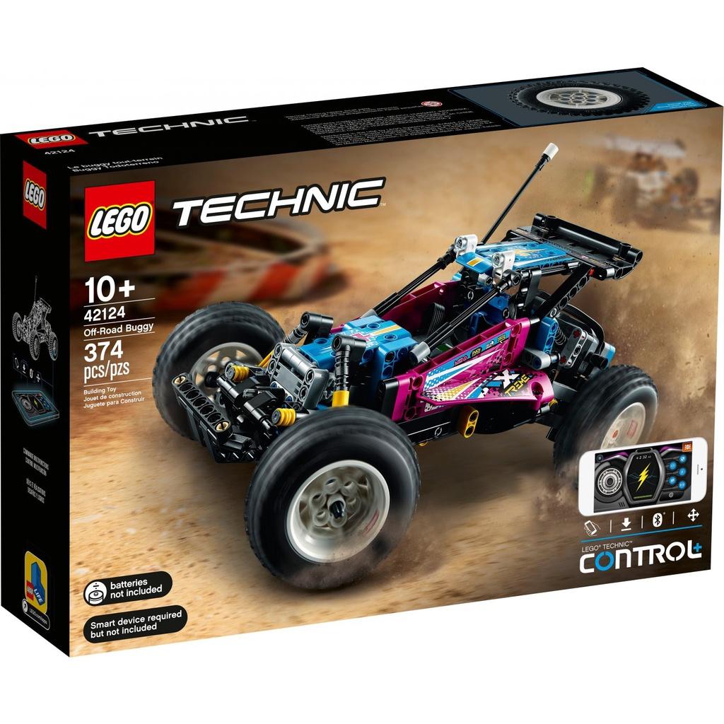 [Yasuee台灣] LEGO 樂高 科技系列 42124 越野車 Off-Road Buggy 下單前請先詢問