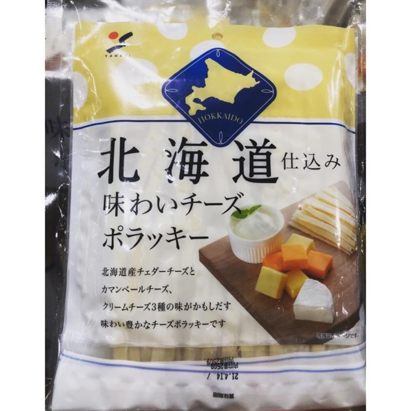 好市多 YAMAEI 山榮 北海道鱈魚起司條 單包250克 拆售 三種起司 🧀️ 起司條 起司 代購 costco