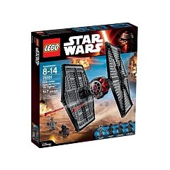 [baquet42] LEGO 75101 First Order Special Forces TIE Fighter