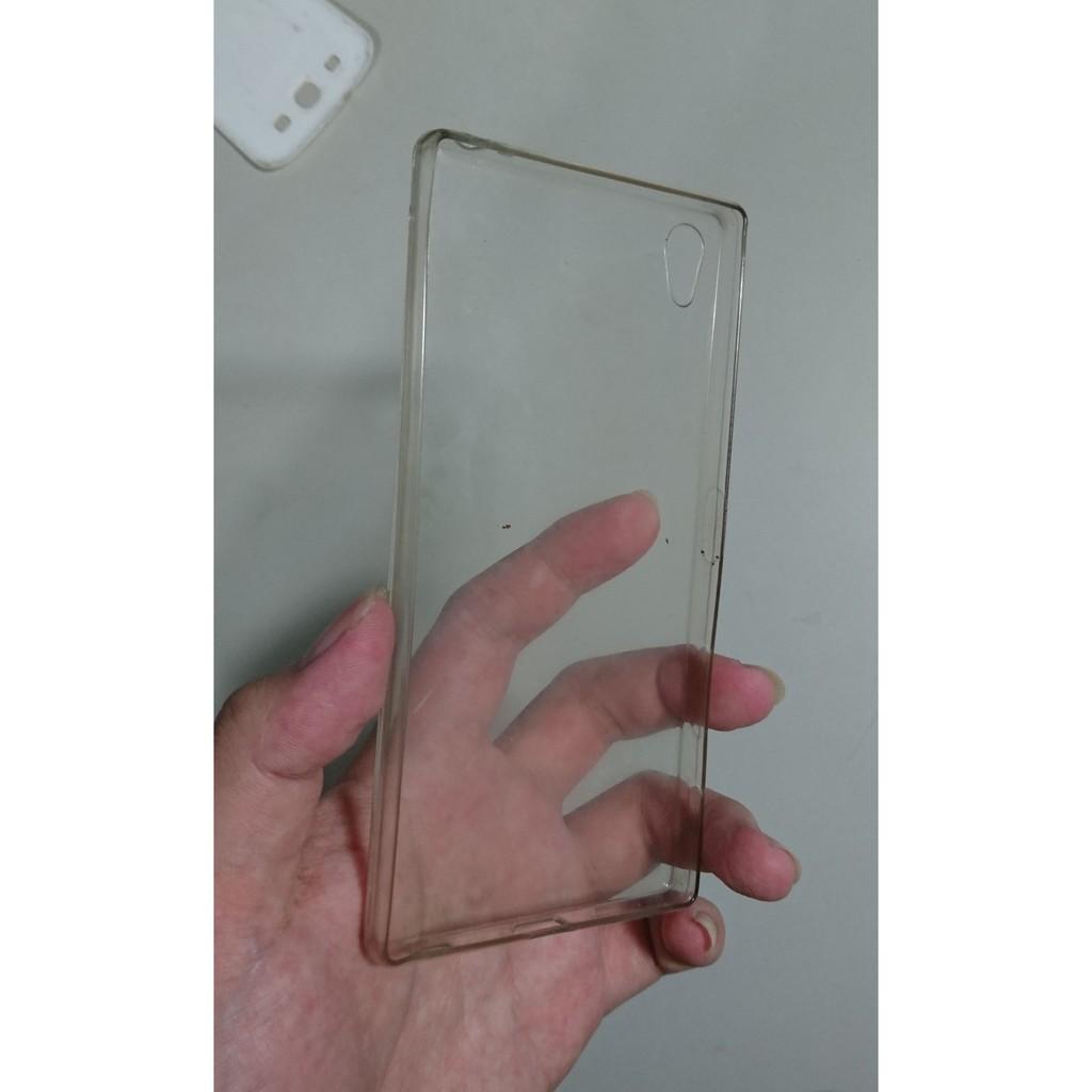 中古良品 二手 Sony Xperia Z5P Premium Z5+ E6853 保護套 矽膠套