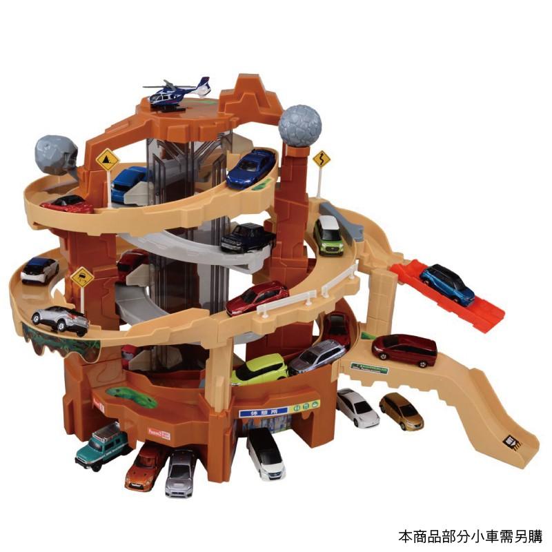 Tomica多美小汽車 交通世界創意軌道 新驚險坡道組 玩具反斗城